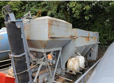 1 off Used Elkin model 12YS Volumetric Concrete Mixer (2005)